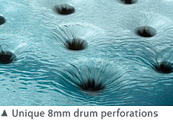 sluice-machines-drum-perforations