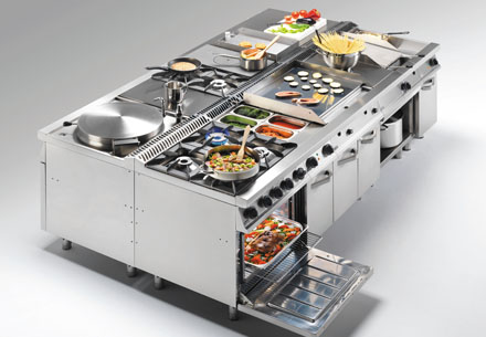 Cooking Equipment Stoves Lead Laundry And Catering