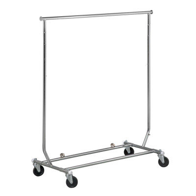 Slick-rail-hanging-rail-on-castors