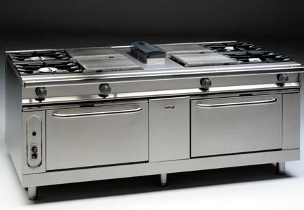 non-modular cooking