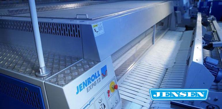Jenson Flatwork Technology Jenroll
