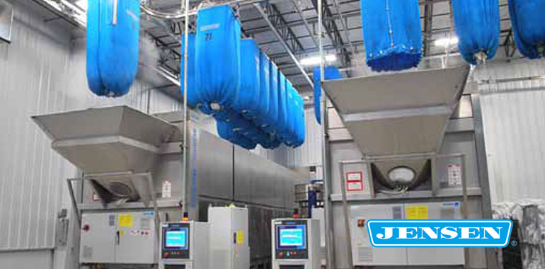 Jenson Flatwork Technology Laundry