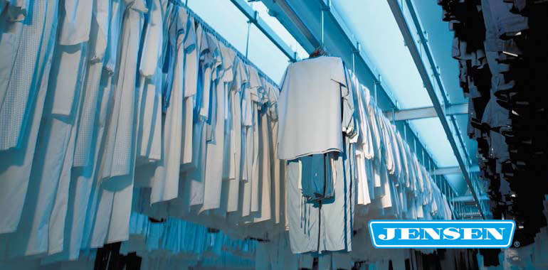 Jenson Flatwork Technology Dry Cleaning
