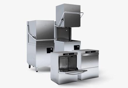 EV-O Concept Plus Dishwashing Equipment