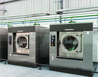 LEAD Laundry Equipment - Commercial, Industrial, Extra Heavy