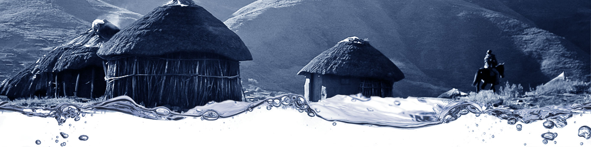 AFRICA-lesotho-huts-laundry-catering