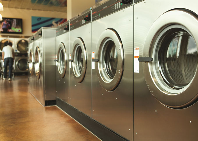 laundromat-equipment-washers-dryers
