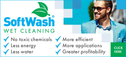 SoftWash® - Wet Cleaning
