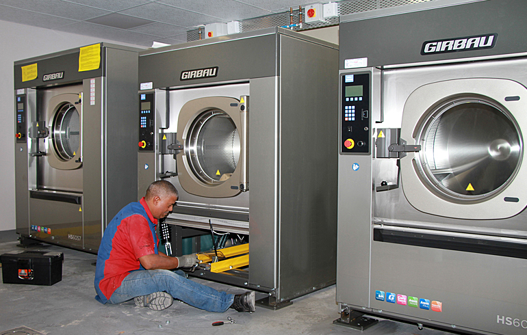 12 laundry-installation-hospital-mediclinic-vergelegen