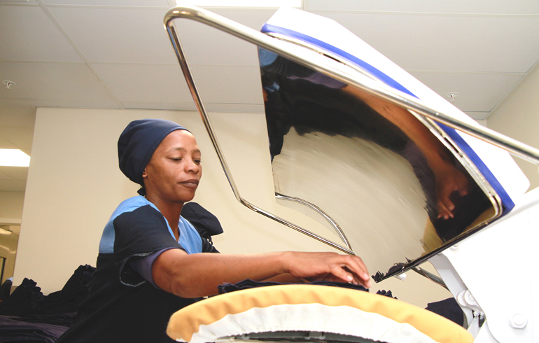 14 stellenbosch-hospital-laundry-pressing-clothes