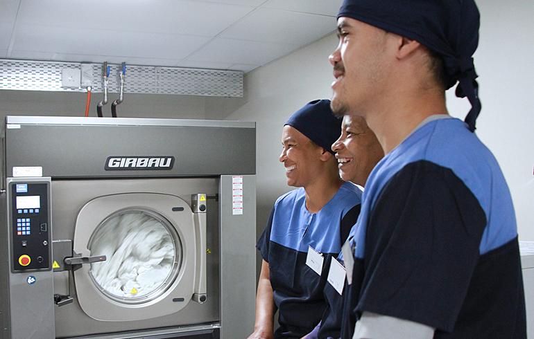 6 laundry-training-stellenbosch-mediclinic-girbau-dryer