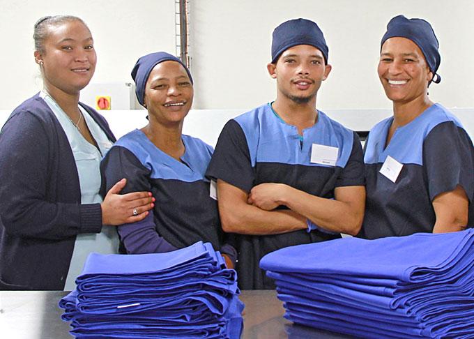 mediclinic-laundry-team-stellies