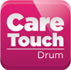 care-touch-drum-icon
